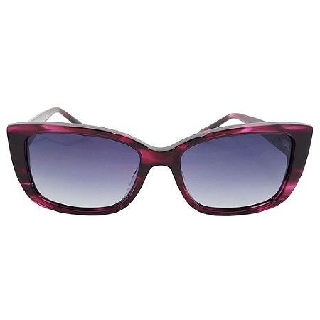 Óculos de Sol Polarizado Plug 4596 - Roxo