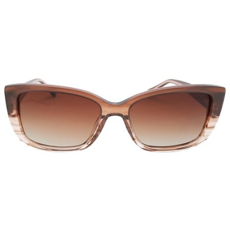 Óculos de Sol Polarizado Plug 4596 - Marrom