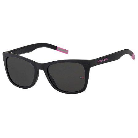 Óculos de Sol Tommy Hilfiger TJ 0041/S 3H2 52IR / 52 - Preto