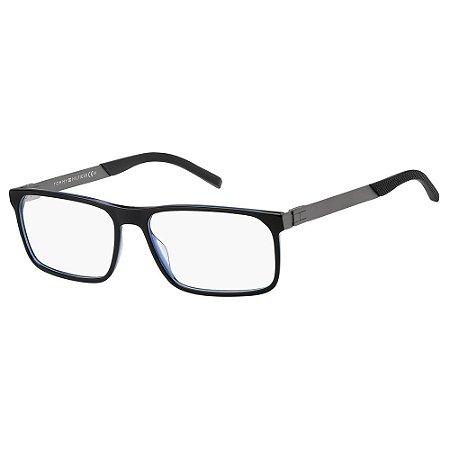 Armação para Óculos Tommy Hilfiger TH 1829 D51 / 57 - Preto