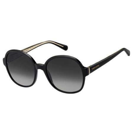 Óculos de Sol Tommy Hilfiger TH 1812/S 807 559O / 55 - Preto