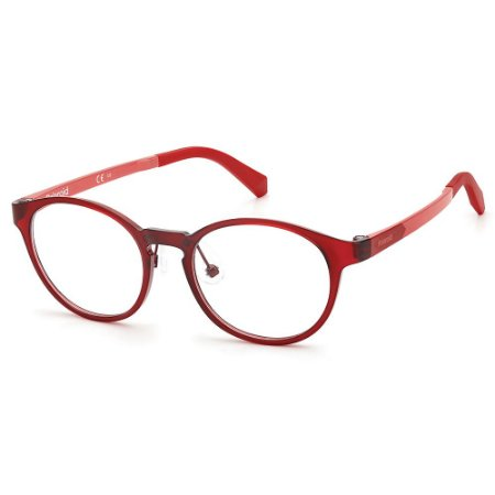 Armação para Óculos Polaroid PLD D822 T3L /45 - 9 a 16 anos