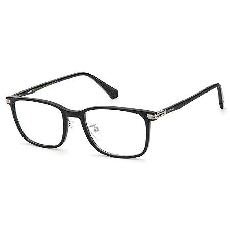 Armação para Óculos Polaroid PLD D426 /53 Preto - Polarizado