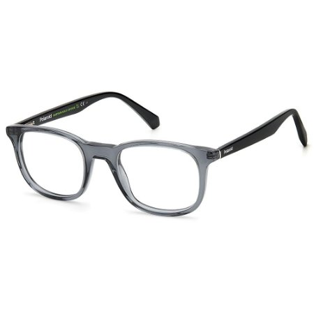 Armação para Óculos Polaroid PLD D424 /50 Cinza - Polarizado