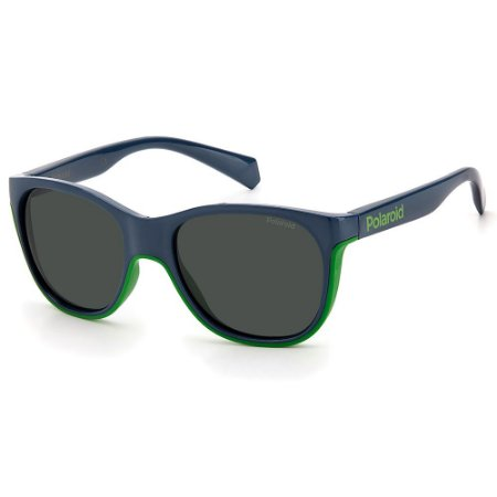 Óculos de Sol Polaroid PLD 8043/S RNB / 47 - 9 a 16 anos
