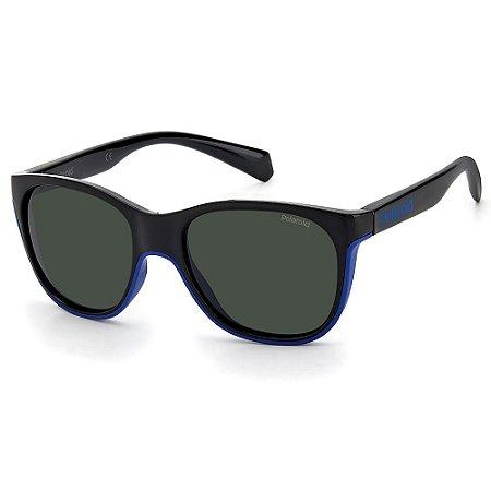Óculos de Sol Polaroid PLD 8043/S OY4 / 47 - 9 a 16 anos