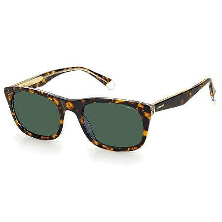 Óculos de Sol Polaroid PLD 2104/S/X KRZ / 55 - Polarizado