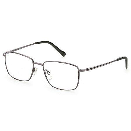 Armação para Óculos Pierre Cardin P.C 6868 R80 58 - Titanium