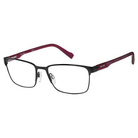 Armação para Óculos Pierre Cardin P.C. 6854 003 / 56 - Preto