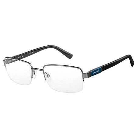 Armação para Óculos Pierre Cardin P.C. 6827 SKL / 54 - Azul