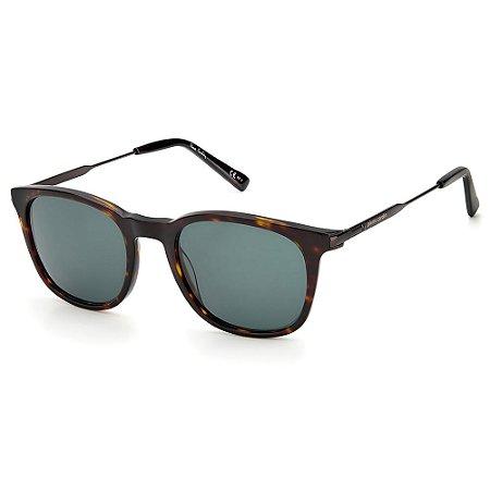 Óculos de Sol Pierre Cardin P.C. 6234/S 086 / 52 - Marrom