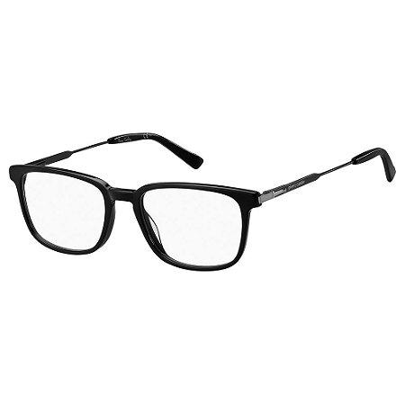 Armação para Óculos Pierre Cardin P.C. 6230 807 / 54 - Preto