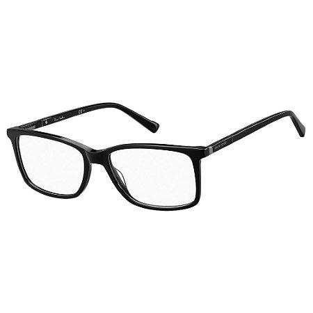 Armação para Óculos Pierre Cardin P.C. 6227 807 / 58 - Preto
