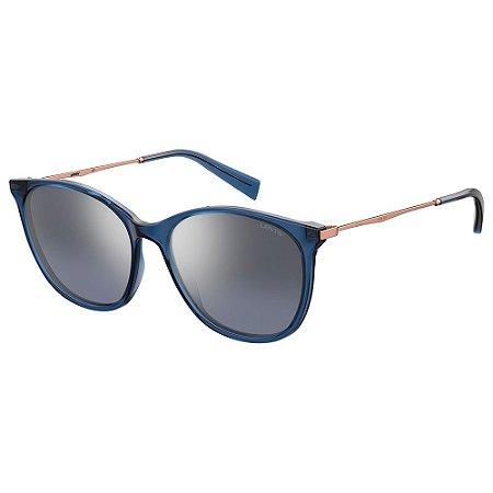 Óculos de Sol Levis LV 5006/S PJP 5596 / 55 - Azul