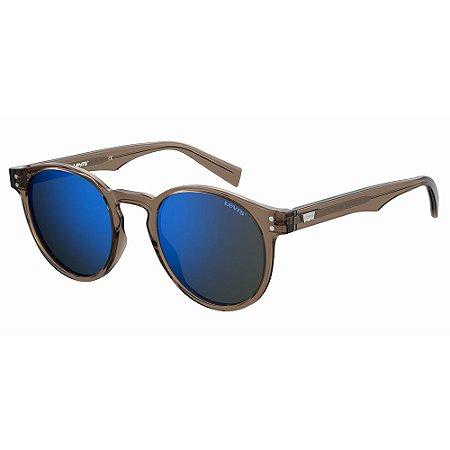 Óculos de Sol Levis LV 5005/S 79U 50XT / 50 - Cinza