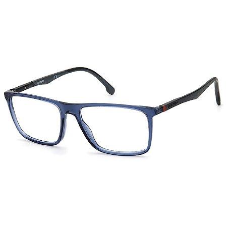 Armação para Óculos Carrera 8862 PJP 5717 / 57 - Azul