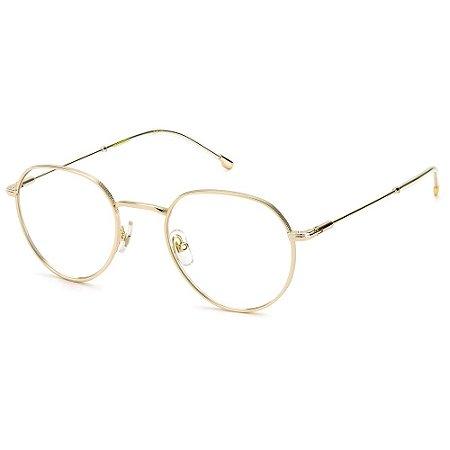 Armação para Óculos Carrera 245 J5G 5022 / 50 - Dourado