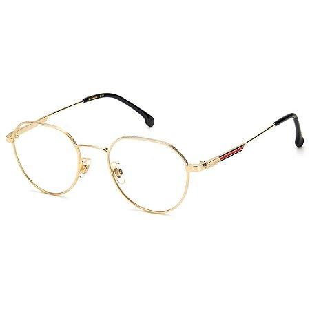 Armação para Óculos Carrera 1117/G J5G 4920 / 49 - Dourado
