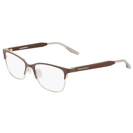 Armação para Óculos Converse CV3005Y 201 / 49-Marrom
