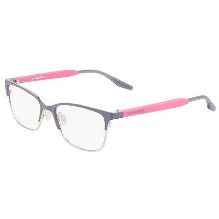 Armação para Óculos Converse CV3005Y 020 / 49-Cinza