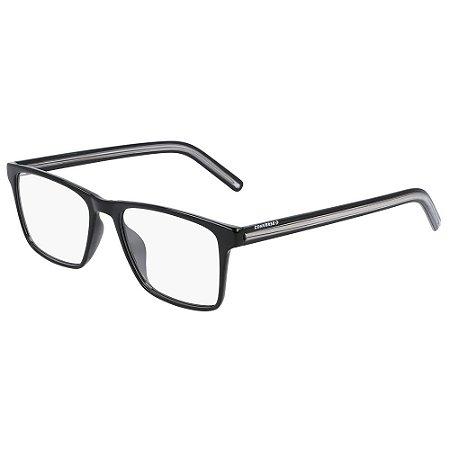 Armação para Óculos Converse CV5012 001 / 54-Preto
