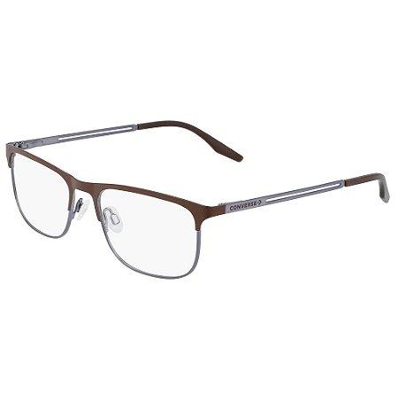 Armação para Óculos Converse CV1000 201 / 52-Marrom