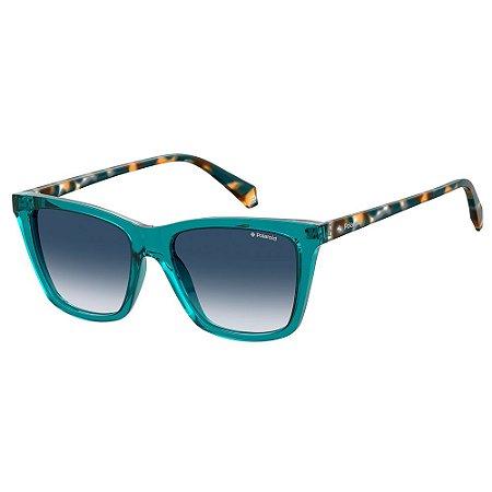Óculos de Sol Polaroid Pld 4081/S RUQ  Polarizado - Marrom