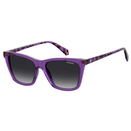 Óculos de Sol Polaroid Pld 4081/S HKZ Polarizado - Violeta