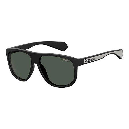 Óculos de Sol Polaroid Pld 2080/S 003 Polarizado - 58 Preto