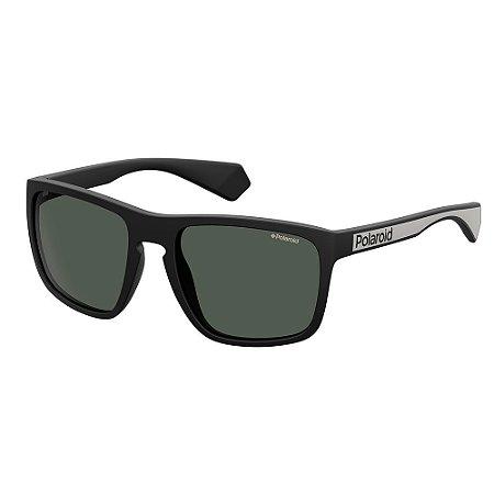 Óculos de Sol Polaroid Pld 2079/S PHW Polarizado - 57 Marrom