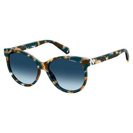 Óculos de Sol Polaroid Pld 4079/S/X CVT Polarizado - Verde