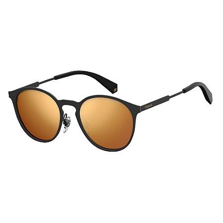 Óculos de Sol Polaroid Pld 4053/S 807 Polarizado - Preto