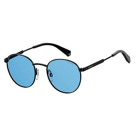 Óculos de Sol Polaroid Pld 2053/S OY4 Polarizado - 51 Preto