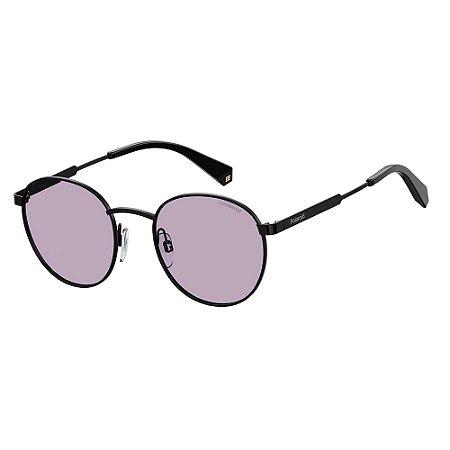 Óculos de Sol Polaroid Pld 2053/S 1X2 Polarizado - 51 Preto