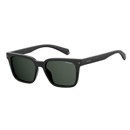 Óculos de Sol Polaroid Pld 6044/S 807 Polarizado - 52 Preto