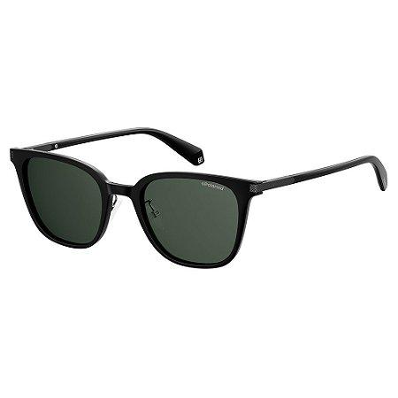 Óculos de Sol Polaroid Pld 2072/F/S/X 807 53M9 - 53 Preto