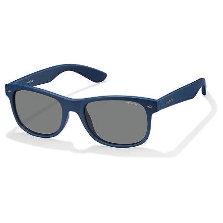 Óculos de Sol Polaroid Pld 1015/S X03 Polarizado - 53 Azul