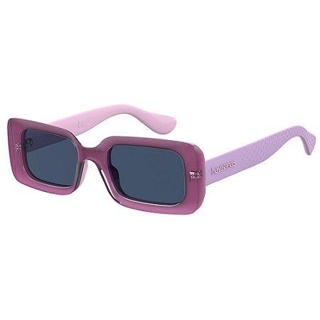 Óculos de Sol Havaianas Sampa 789 51KU - 51 Lilás
