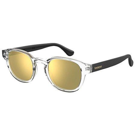 Óculos de Sol Havaianas Salvador REJ 49SQ - 49 Transparente