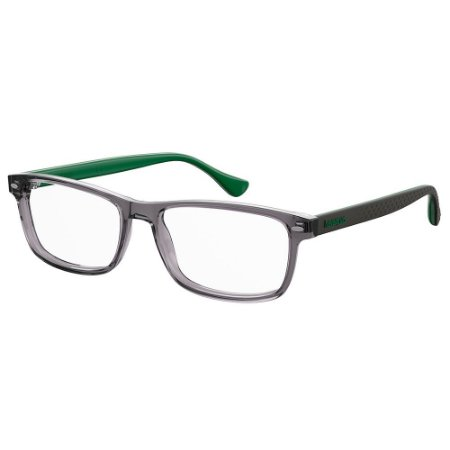 Armação para Óculos Havaianas Cairu/V 3U5 5316 - 53 Cinza