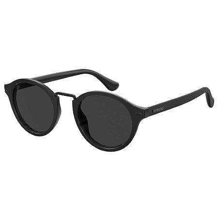 Óculos de Sol Havaianas Itaparica 807 49IR - 49 Preto