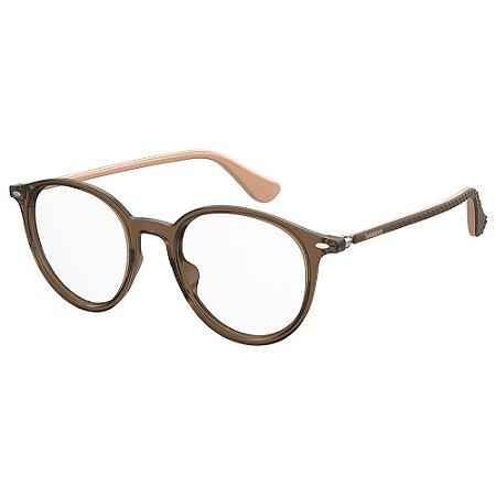Armação para Óculos Havaianas Olinda/V 09Q 5118 - 51 Marrom