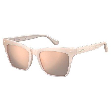 Óculos de Sol Havaianas Maragogi Y9A 530J - 53 Rosa