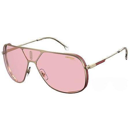 Óculos de Sol Carrera Lens3S EYR 99Q4 - 99 Dourado