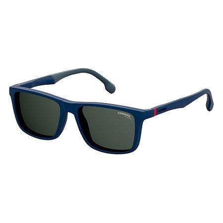 Óculos de Sol Carrera 4009/Cs RCT - Azul Clip-On Polarizado