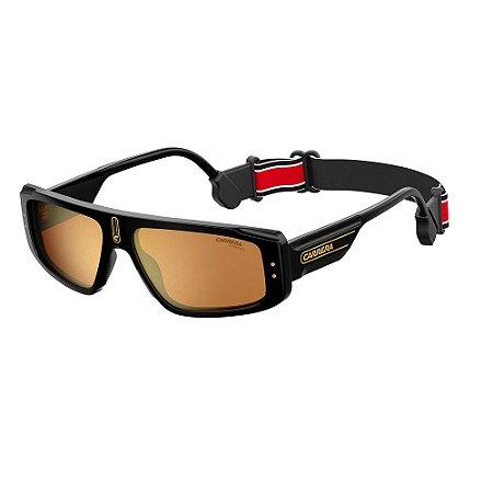 Óculos de Sol Carrera 1022/S YYC 58K1 - 58 Preto