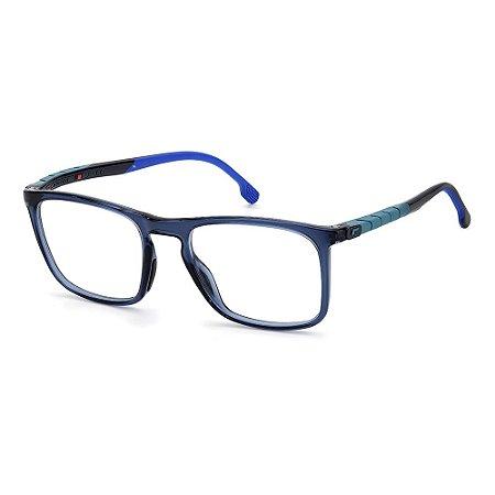Armação para Óculos Carrera Hyperfit 20 PJP 5119 - 51 Azul
