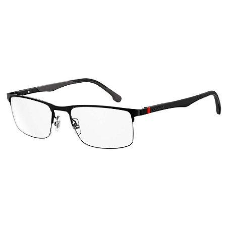 Armação para Óculos Carrera 8843 807 5419 - 54 Preto