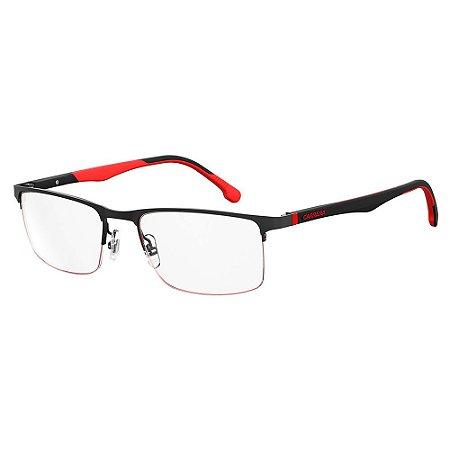 Armação para Óculos Carrera 8843 003 5619 - 56 Preto