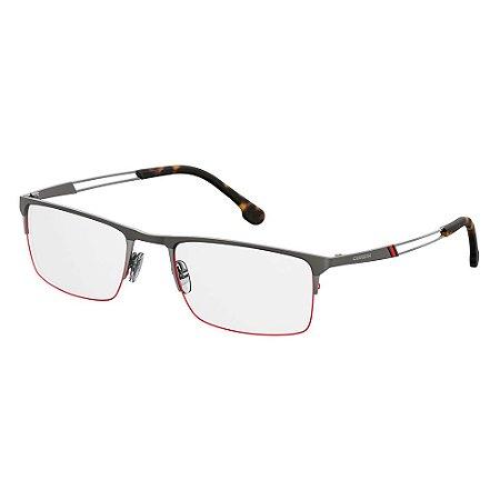 Armação para Óculos Carrera 8832 R80 5519 - 55 Titanium